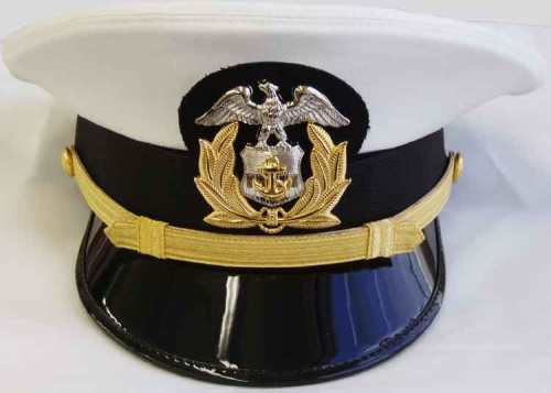 US Navy Officer's Kingform Cap Size 7