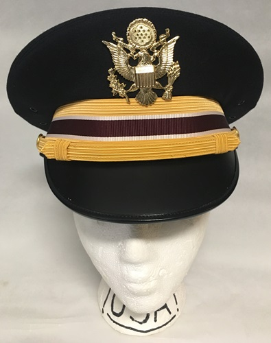 US Army Male Company Grade Officer ASU Service Cap