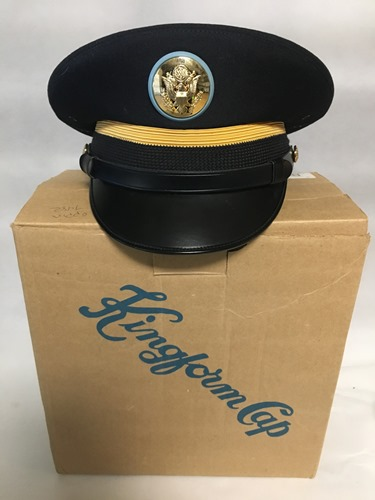 US Army Male Enlisted ASU Service Cap