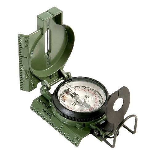 USGI Military Cammenga Lensatic Compass Tritium MAIN
