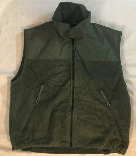Polartec 300 Fire Resistant Aramid Vest by Peckham Windpro