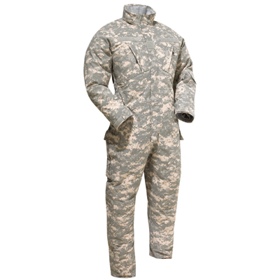 JP-8 Fuel Handler's Protective Coverall ACU Digital MAIN