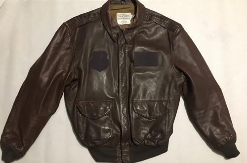 USAF A2 Leather Flight Jacket Cooper Sportswear MFG CO Inc