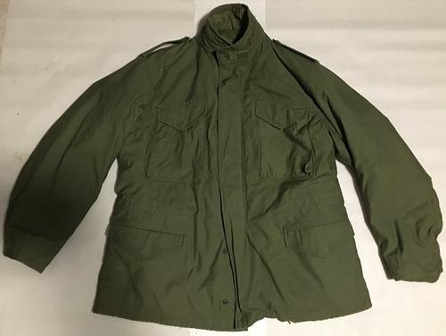 Vietnam Era 1951 Olive Drab Field Jacket – Glenn s Army Surplus c7d9f673e20