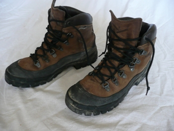 "Danner 6"" Military Combat Hiker Boot Used Good Condition LARGE"