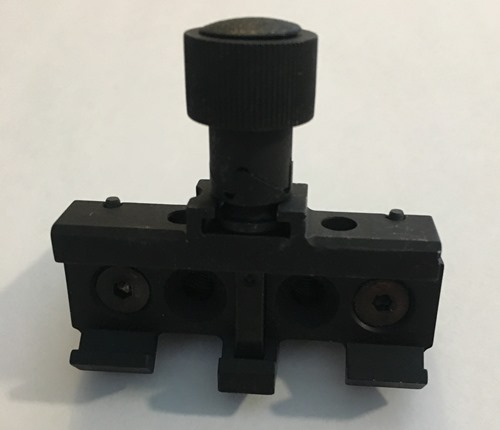 Picatinney Rail Mount for Scopes Sights or other Weapon Accessories MAIN