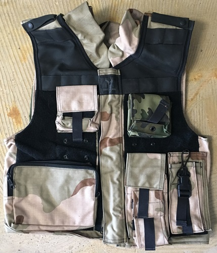 Safariland Tactical Vest MAIN