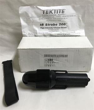 Tektite Industries IR Strobe 200 Beacon New LARGE
