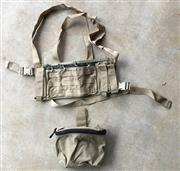 Battlelab Diamondback Low Visibility Chest Rig w Drop Leg Dump Pouch THUMBNAIL