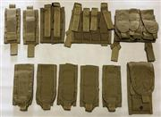 Paraclete Lot of 8 Various Ammo Pouches THUMBNAIL