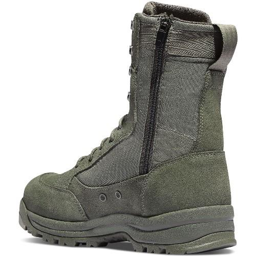 "Danner Tanicus Side Zip 8"" Composite Toe LARGE"