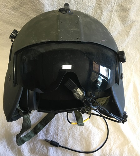 Gentex HGU-56/P Aircrew Integrated Helmet with Dual Lenses MAIN
