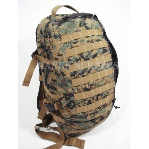 USMC ILBE Arcteryx MARPAT Assault Backpack