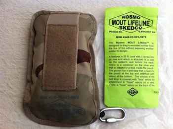 Skedco Kosmo Mout Lifeline with Molle Attachment Mini-Thumbnail