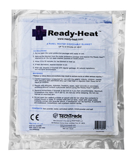 Ready-Heat Heated Disposable Warming Blanket MAIN