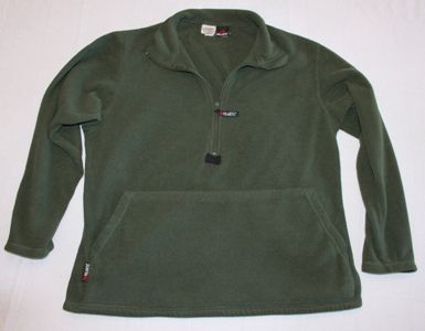 USMC 3/4-Zip Polartec Pullover Fleece Jacket