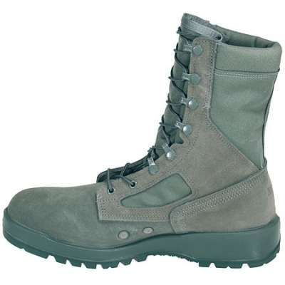 3b3ab602dd62 US Air Force Issue Belleville ABU Style 650 ST Sage Gortex Combat Boot -  Military and Army Surplus