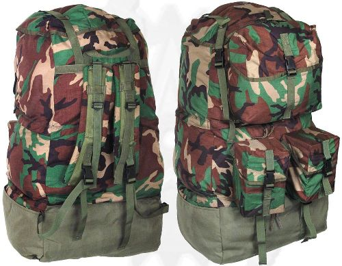molle ii acu digital large ruck sack frame new military and army surplus - Military Rucksack With Frame