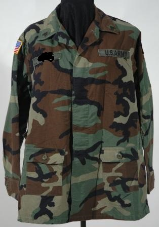 USGI BDU Woodland Army Maternity Uniforms