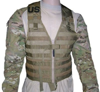 USMC Coyote Brown Specialty Defense FLC Vest
