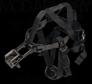 NVG Head Mount Harness System Skull Crushers LARGE