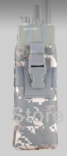 TAG Tactical Assault Gear Radio Pouch