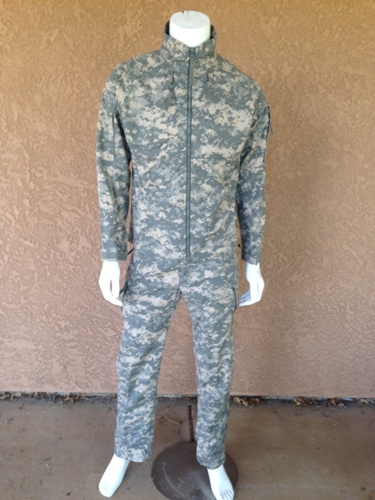 USGI Massif eCVC Enhanced Combat Vehicle Crewman 2 piece Set ACU LARGE
