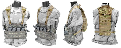 SoTech Falcon Chest Harness_LARGE