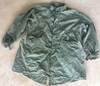 Vintage USGI M-1965 Fishtail Parka Used Large 1974 Mini-Thumbnail