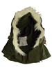 Vintage USGI M-1965 Fishtail Parka WITH Liner AND HOOD! Med/Reg 1970 Used Very Good Mini-Thumbnail