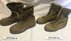 US Marine Corp Bates or Belleville Steel Toe Boots with EGA Mini-Thumbnail