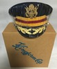 US Army Male Field Officer Grade ASU Service Cap_SWATCH