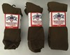 Coyote Brown Military Anti-Microbial Boot Socks SWATCH