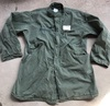 Vintage Vietnam Era USGI M-1965 Fishtail Parka WITH Liner! Med/Reg 1972 with a  Large Repair SWATCH