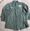 Vintage Vietnam Era USGI M-1965 Fishtail Parka WITH Liner AND HOOD! Med/Reg 1972 Used_SWATCH