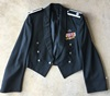 USAF Mess Dress Blue Lt. Colonel Jacket SWATCH
