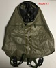 Army M40 M42 Gas Mask Hood with Extra Black Face Sleeve SWATCH