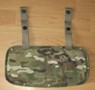 MultiCam IOTV Tactical Vest Lower Back/Kidney Protector SWATCH