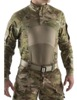 Massif OCP/Multicam Enhanced Type II 1/4 Zip Combat Shirt FR SWATCH