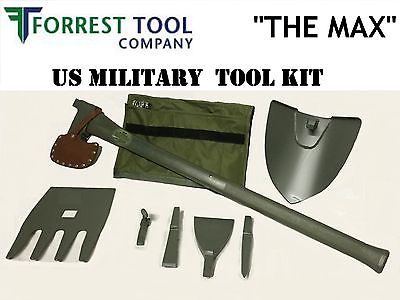 Max Ax Military Vehicle Recovery Tool Accessory Kit only SWATCH