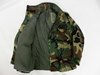M65 Field Jacket BDU Woodland Camouflage Mini-Thumbnail