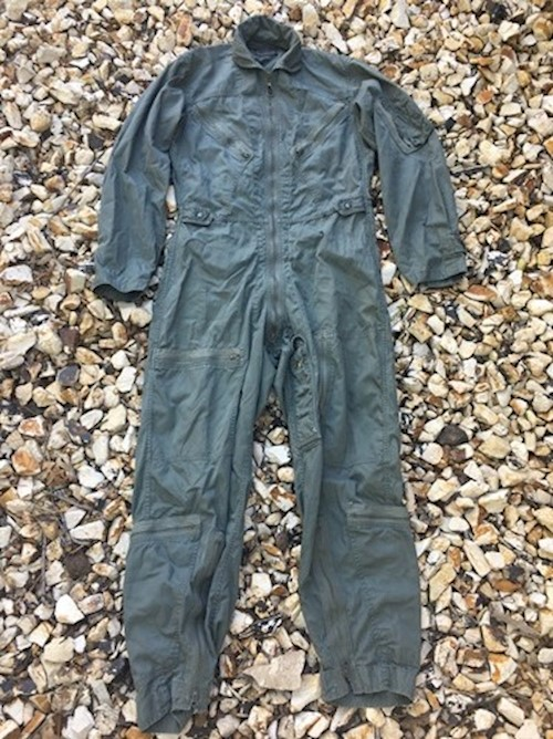 1962 Vintage K-2B Flight Coverall SWATCH