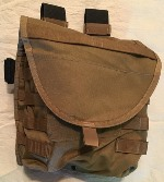Pre MSA Paraclete Large Breachers Drop Leg Bag THUMBNAIL