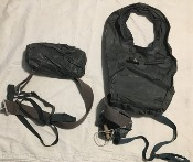 US Navy Seal UDT Horse Collar Wirt Inflatable Survival Vest