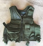 Blackhawk Omega Elite Tactical Vest EOD Olive Drab NEW
