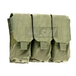 Eagle Industries AK/M4 Triple Mag Pouch Holds 6