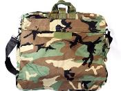 Woodland BDU HGU-56/P Flyer's Helmet Bag