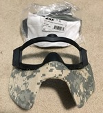 ESS Cortex Lightweight Ballistic Face Protection System