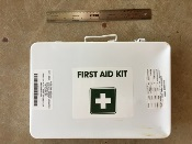 USGI Large Crew Type III First Aid Kit USFS