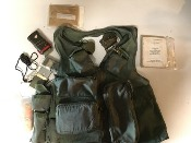 Aircrew Survival Vest SRU-21/P with original gear